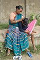 Caring Lice-infested Girl - Kolkata 2014-12-14 1618.JPG