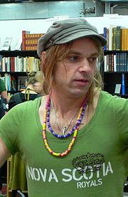 Carl-Einar Häckner, 2007.