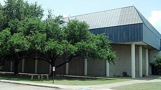 Carl Maddox Field House - Image: Carl Maddox Field House (Baton Rouge, LA)