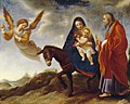 Carlo Dolci - The Flight into Egypt - 72.222 - Detroit Institute of Arts.jpg