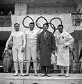 Carlo Pavesi, Giuseppe Delfino, Alberto Pellegrino, Edoardo Mangiarotti 1960b.jpg