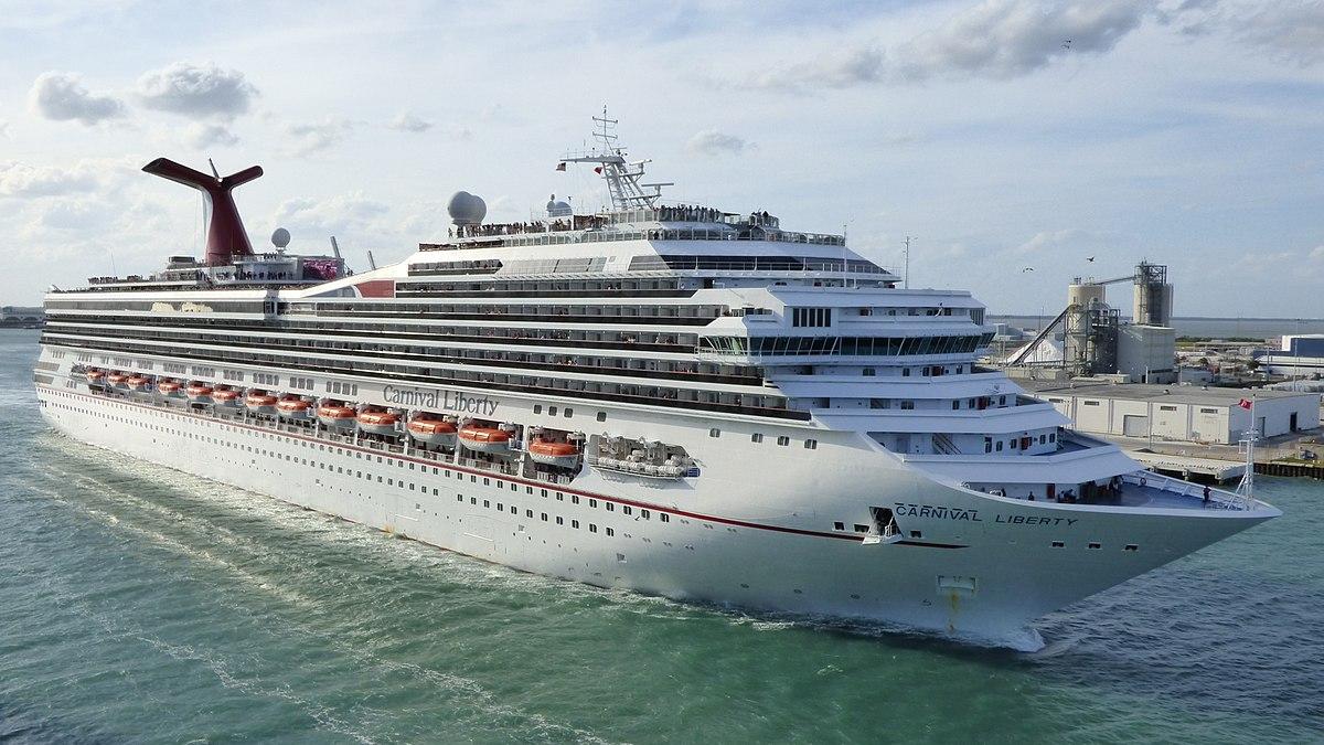 Carnival Liberty Wikipedia - Carnival cruise ships wiki