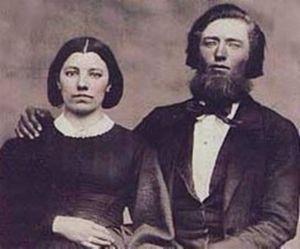 Charles & Caroline Ingalls