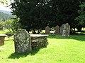 Cascob churchyard - geograph.org.uk - 509104.jpg