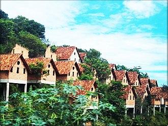 Casinhas - Image: Casinhas na beira da BR
