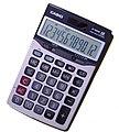 Casio calculator JF-120VB in 201807.jpg
