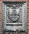 Castello di brolio, edificio padronale, stemma ricasoli di brolio.JPG