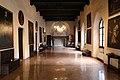 Castiglione olona, palazzo branda, interno, salone 01.jpg