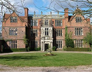Jacobean architecture - Castle Bromwich Hall