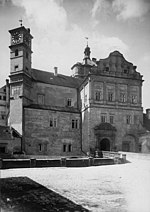 Castle of Pardubice, Bohemia, the Czech Republic (4533978541).jpg