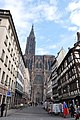 Cathédrale Notre-Dame de Strasbourg, Strasbourg, Alsace, France - panoramio.jpg