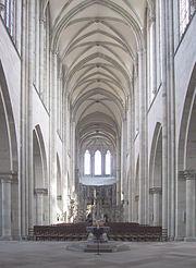 نمونهای از معماری گوتیک در آلمان