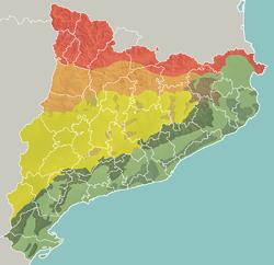 Catalan Coastal Depression
