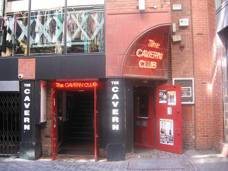Ficheiro:Cavern Club The, Liverpool.jpg