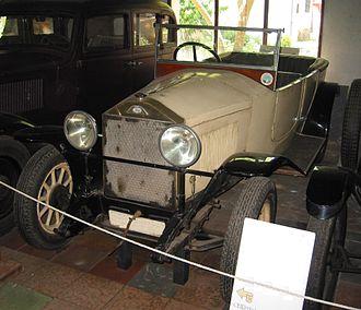 Ceirano Fabbrica Automobili - 1924 Ceirano