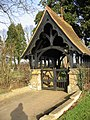 Cemetery lych gate Kings Sutton - geograph.org.uk - 116951.jpg