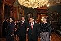 Cena de Estado que en honor del Excmo. Sr. Xi Jinping, Presidente de la República Popular China, y de su esposa, Sra. Peng Liyuan (8959186291).jpg