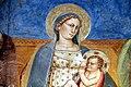 Cenni di Francesco di ser Cenni, Vergine che allatta il Bambino circondata dalle Virtù cardinali e teologali 03.jpg