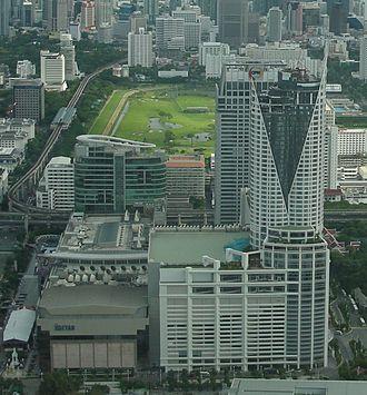 Centara Grand and Bangkok Convention Centre - Image: Centara Grand Hotel
