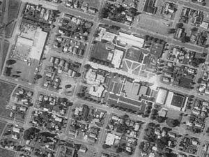 Centralia College - Aerial view of campus