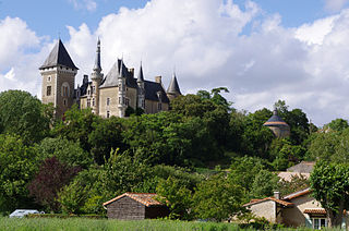 Iteuil Commune in Nouvelle-Aquitaine, France