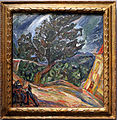 Chaïm soutine, il grande albero blu, 1920-21 ca..JPG