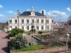 Chambourcy - Town hall