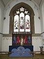 Chancel of All Hallows, Whitchurch, Hants - geograph.org.uk - 1770977.jpg