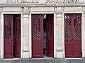 Chapelle Funéraire Familles Marinier Cimetière Ancien Vincennes 2.jpg