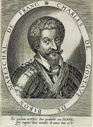 1562 in France - Charles de Gontaut, duc de Biron