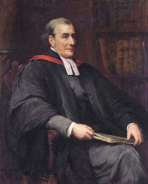 Charles Vaughan (priest) - Image: Charles John Vaughan, by Walter William Ouless