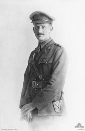 11th Battalion (Australia) - Lieutenant Charles Pope, the 11th Battalion's sole Victoria Cross recipient.