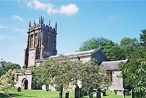 Charminster - Image: Charminster, parish church of St. Mary geograph.org.uk 503842