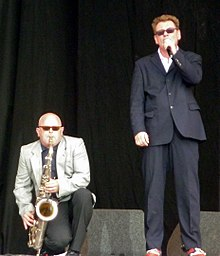 Lee Thompson (saxophonist) - Wikipedia
