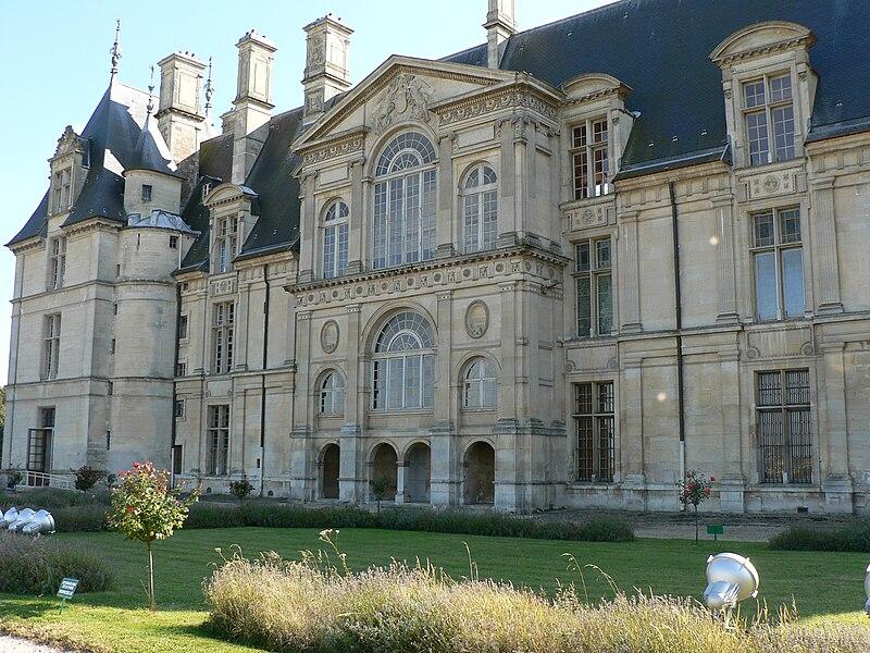 Fichier:ChateauEcouenfacade.jpg