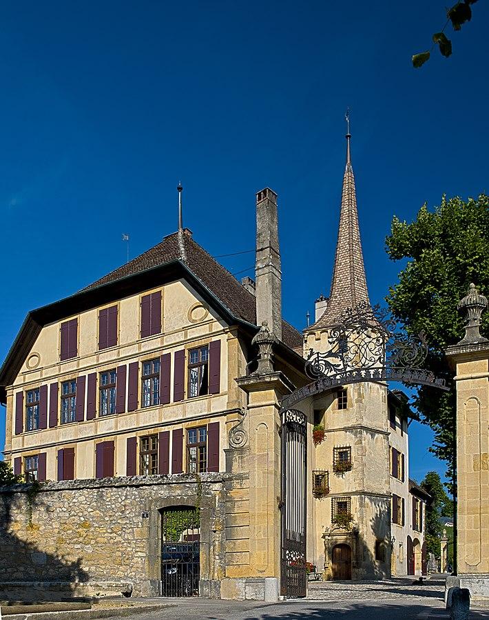 Auvernier Castle