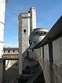 Chateau de Vincennes - Chemise du donjon - chemin de ronde 07.JPG