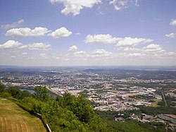 Panorama de Chattanooga