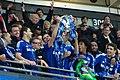 Chelsea 2 Spurs 0 - Capital One Cup winners 2015 (16692976962).jpg