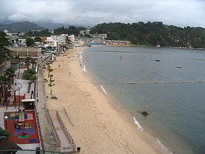 Beaches of Hong Kong - Cheung Chau Tung Wan Beach