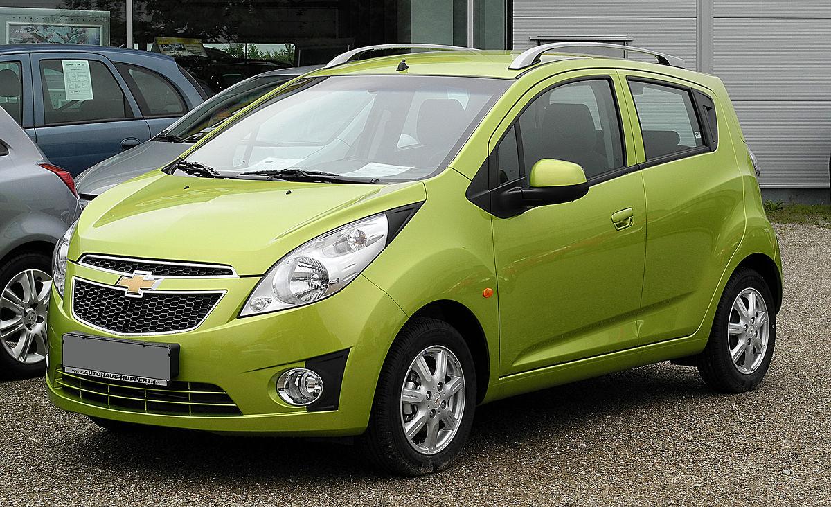 Chevrolet spark ev wiki