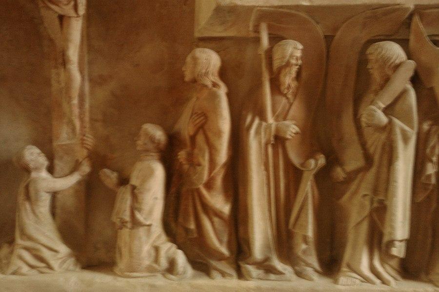 Retable de la Crucifixion, XVe