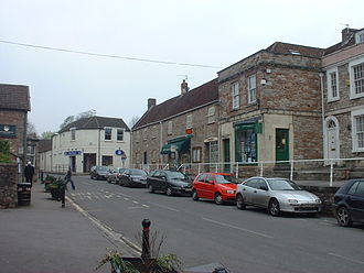 Chew Magna - High Street and shops, Chew Magna