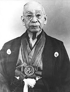 Chōshin Chibana Okinawen karateka