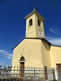 Chiesa della Purificazione di Maria Vergine (Ravadese, Parma) - facciata 2019-06-20.jpg