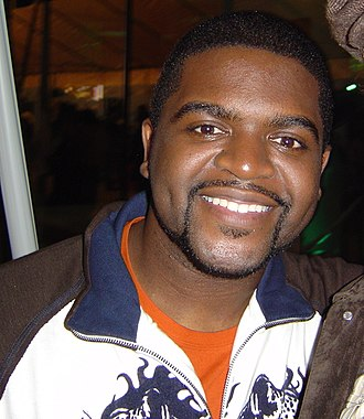 Chikezie - Chikezie at the American Idol, Season 7, Top 12 after party on March 6, 2008.