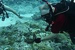 Children, adults can experience Guam below sea level 130707-F-BN304-009.jpg