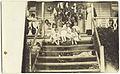 Children beside a Christmas tree (c1910s) (11075081736).jpg