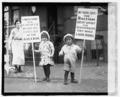 Children pickets at raleigh hotel.tif