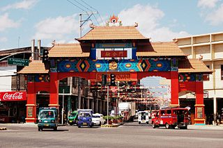 Davao Chinatown Place in Davao Region, Philippines